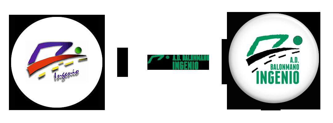 Vectorización de Logotipo - Club Balonmano Ingenio